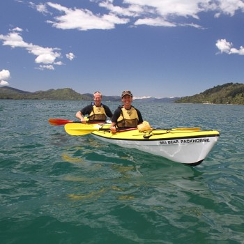 Queen Charlotte Track - 4 Day Guided Walk & Kayak